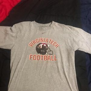 Nike Virginia tech football T-shirt